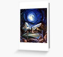 Desolate III Greeting Card