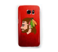 Embrace the Beard-Mullet Samsung Galaxy Case/Skin