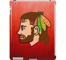 Embrace the Beard-Mullet iPad Case/Skin