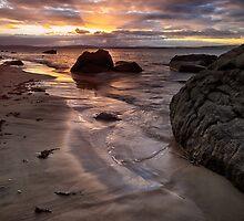Taroona Beach Sunrise, Tasmania #12 by Chris Cobern