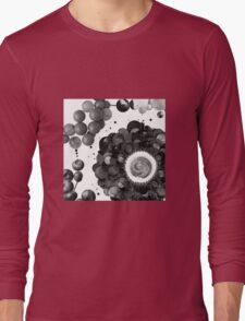 Photo Collage by Eddie Long Sleeve T-Shirt