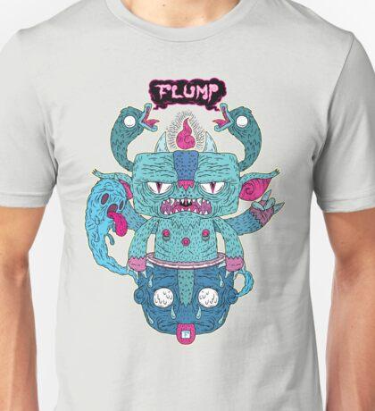FLUMP - The Divil Made Me Read It Unisex T-Shirt
