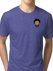 Childish Gambino / Donald Glover Vector Illustration Drawing small Tri-blend T-Shirt