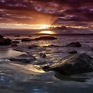 Taroona Beach Sunrise, Tasmania #13 by Chris Cobern
