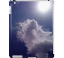sun and sky iPad Case/Skin