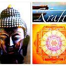 Power Yantra & Buddha by ©The Creative  Minds