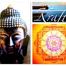 Power Yantra & Buddha by ©The Creative  Minds