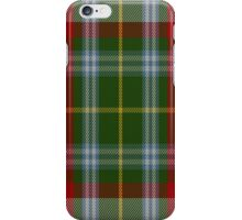 00112 Frederiction District Tartan Fabric Print Iphone Case iPhone Case/Skin