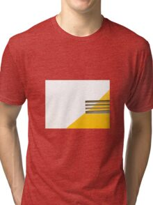 there's nothing here Tri-blend T-Shirt