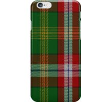 00115 North West Territories District Tartan Fabric Print Iphone Case iPhone Case/Skin