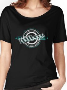 Milliways Women's Relaxed Fit T-Shirt