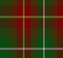 00119 Prince Edward Island District Tartan Fabric Print Iphone Case by Detnecs2013