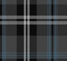 00125 Nunavut District Tartan Fabric Print Iphone Case by Detnecs2013