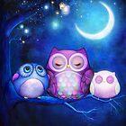 Night Owls  by Annya Kai