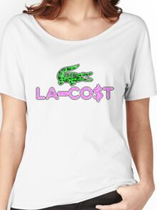 LA-COST Women's Relaxed Fit T-Shirt