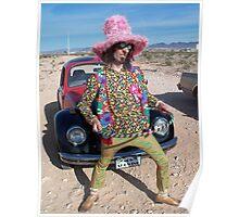 Hula Hoop Poster