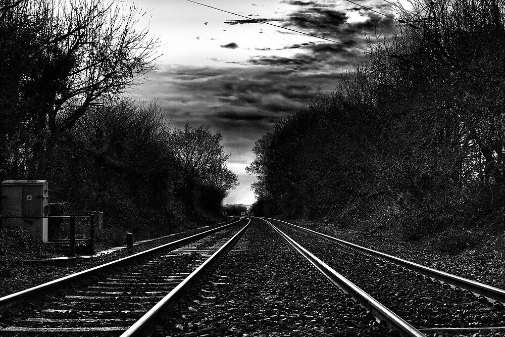 Double Track by Dave Godden