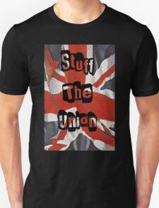 Stuff the Union Scottish Independence T-Shirt Unisex T-Shirt