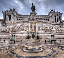 Altare della Patria - Vittorio Emanuele 1.0 by Yhun Suarez
