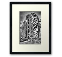 Vasco da Gama Tower Framed Print