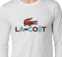 LA-COST Long Sleeve T-Shirt
