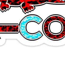 LA-COST Sticker