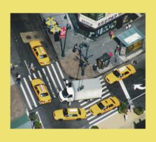 New York Taxi Cabs Kids Clothes