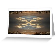 Sky Art 2 Greeting Card