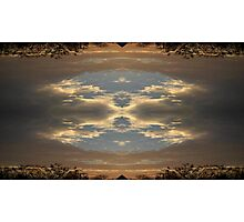 Sky Art 2 Photographic Print