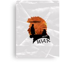 The War Doctor Canvas Print