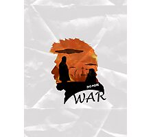 The War Doctor Photographic Print