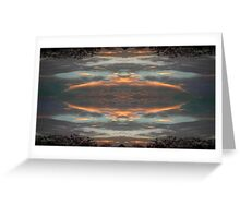 Sky Art 3 Greeting Card