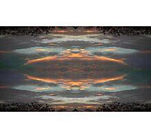 Sky Art 3 Photographic Print