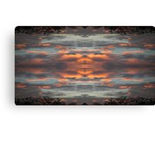 Sky Art 4 Canvas Print