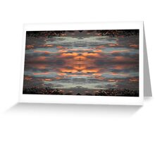 Sky Art 4 Greeting Card