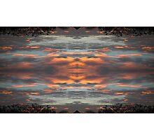Sky Art 4 Photographic Print