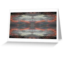 Sky Art 5 Greeting Card