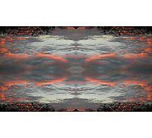 Sky Art 5 Photographic Print