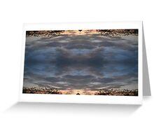 Sky Art 7 Greeting Card