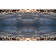 Sky Art 7 Photographic Print