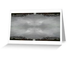 Sky Art 8 Greeting Card