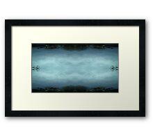 Sky Art 9 Framed Print