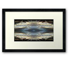 Sky Art 12 Framed Print