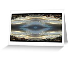 Sky Art 12 Greeting Card