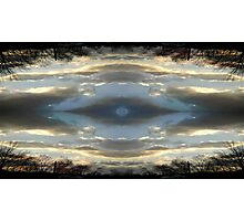 Sky Art 12 Photographic Print