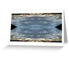 Sky Art 13 Greeting Card