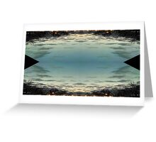Sky Art 14 Greeting Card