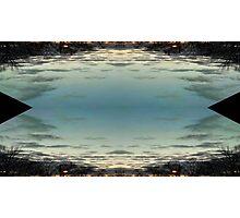Sky Art 14 Photographic Print