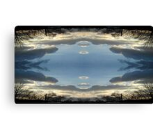 Sky Art 17 Canvas Print