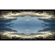 Sky Art 17 Photographic Print